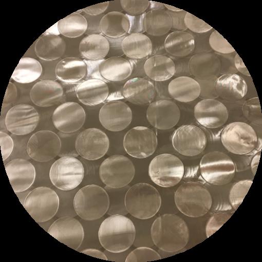 silver dot
